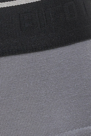 grey geometric slips underwear
