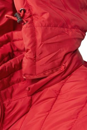 Red Plain Jacket