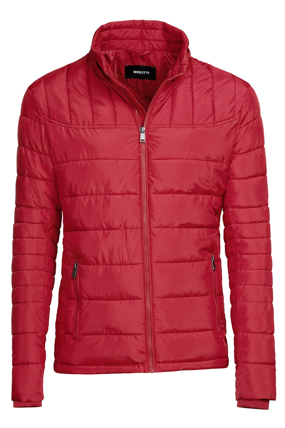 Red Plain Jacket 0
