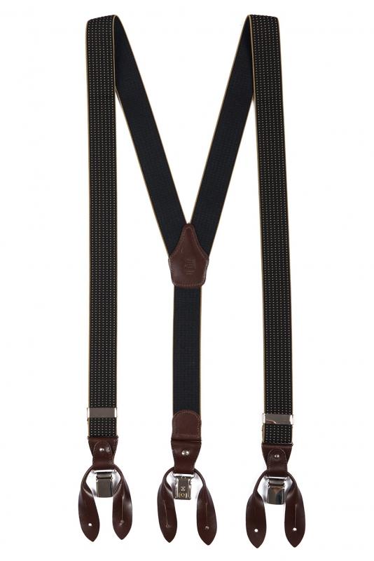 Navy Suspender
