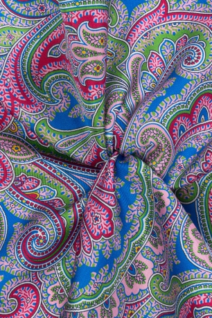 Multi-colored Pocket square