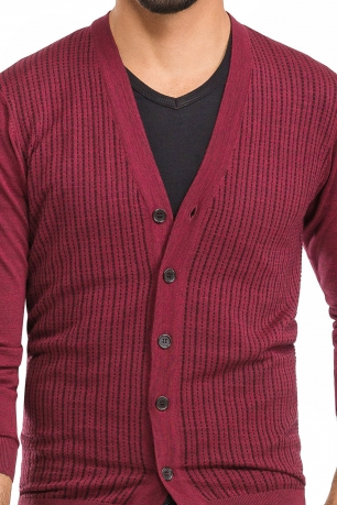 Regular body Red Sweater