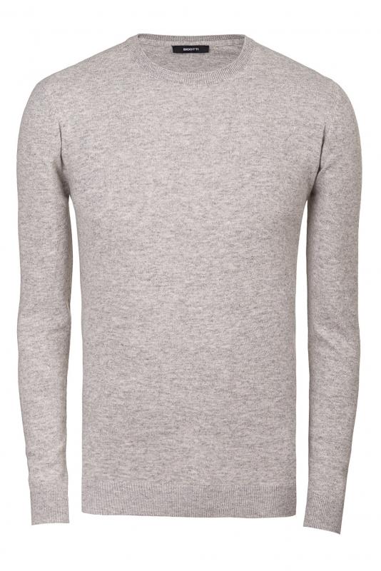 Regular Grey Sweater