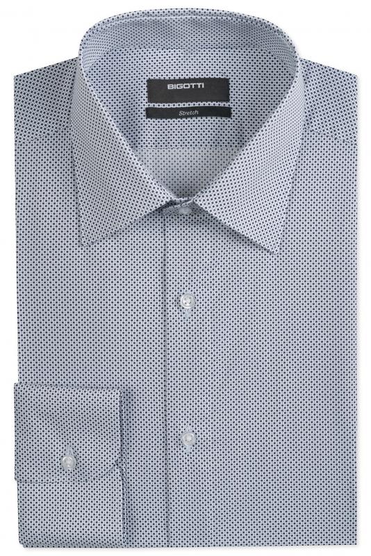 Slim White Shirt