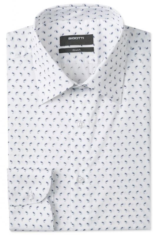 Superslim White Shirt