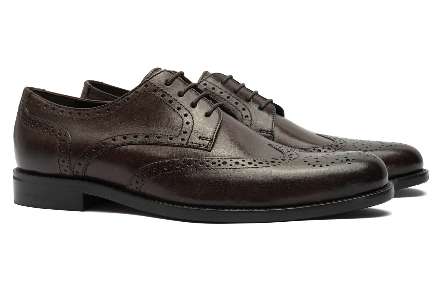 Brown Genuine leather Shoes 0