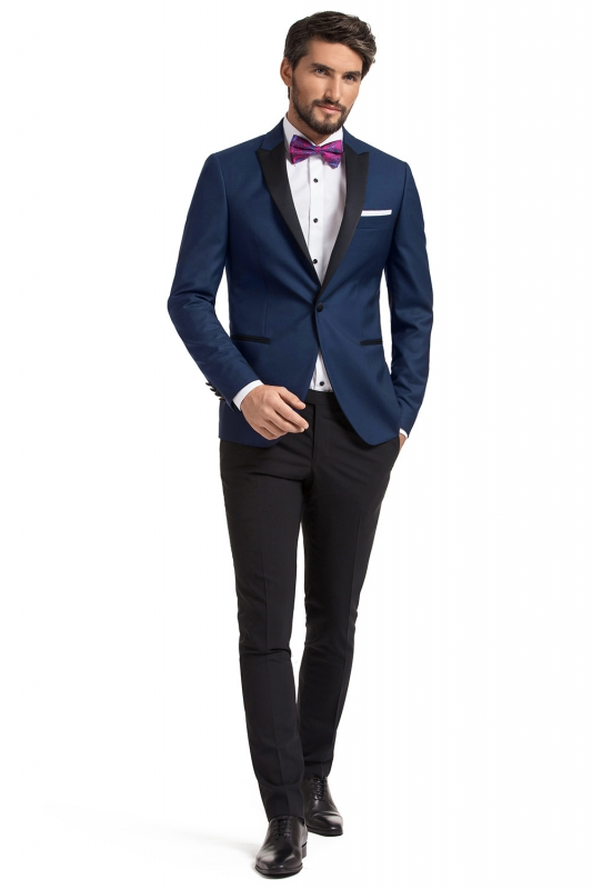 Purple Plain Blazer