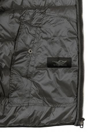 Slim body Black Plain Waistcoat