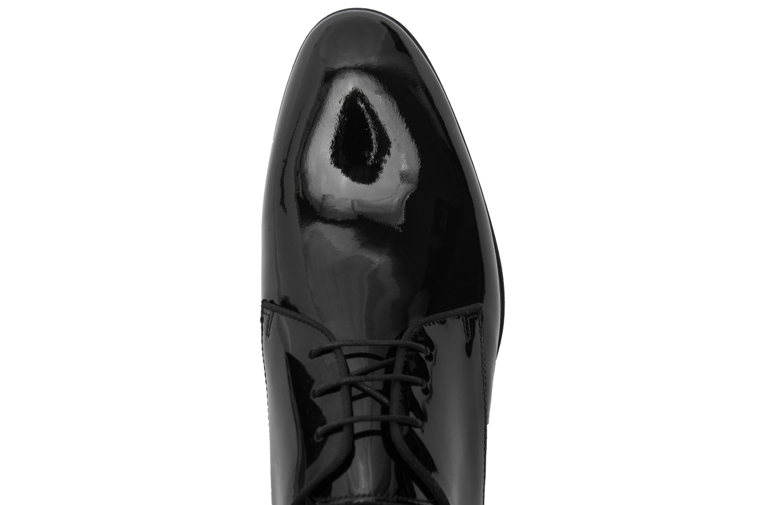 Black Genuine leather Shoes 3