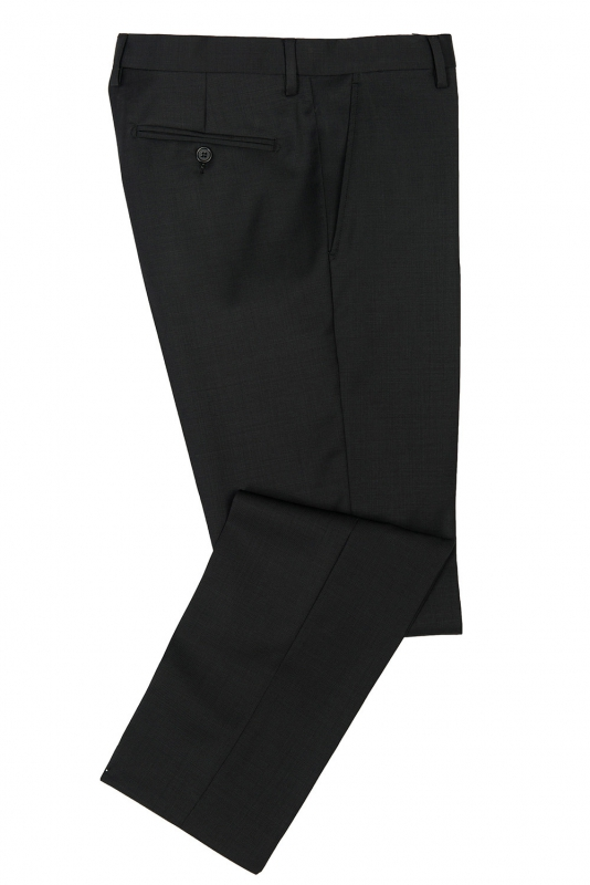 slim black TROUSER