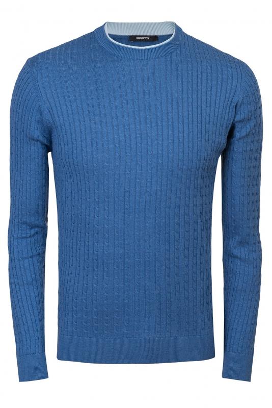 Regular Light blue Sweater