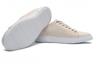 Beige Genuine leather Shoes