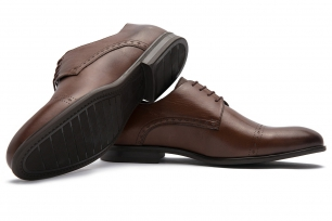 Brown Genuine leather Shoes