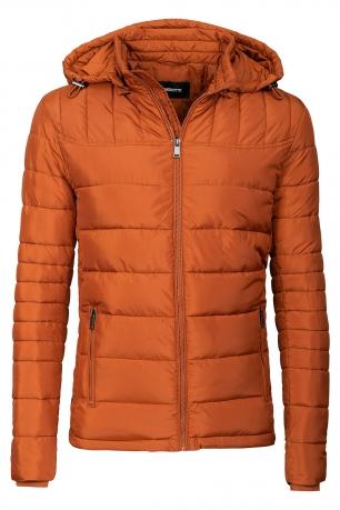 Orange Plain Jacket