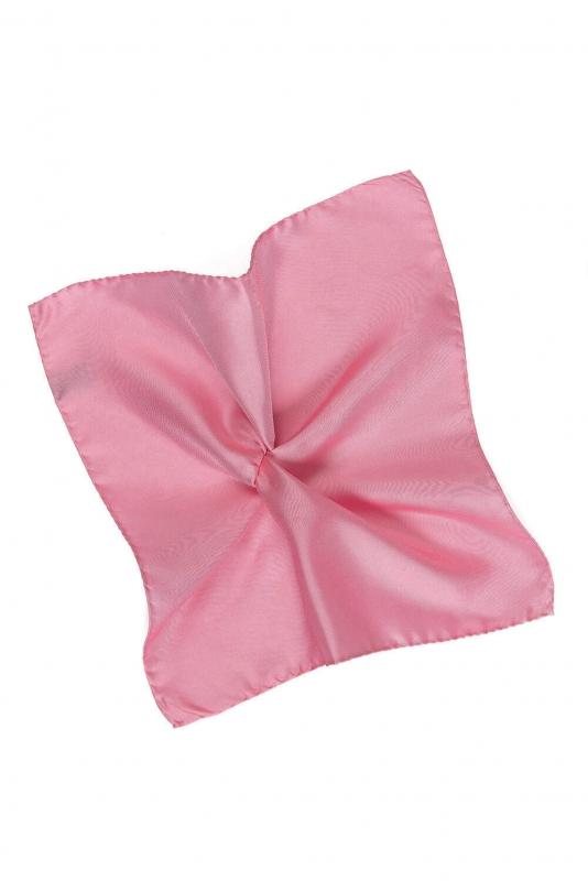 Pink Pocket square