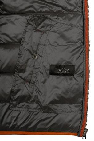 Slim body Brown Plain Waistcoat