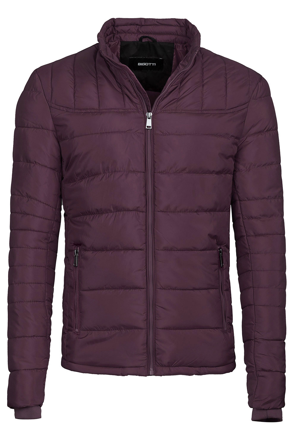 Purple Plain Jacket 0