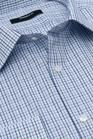Superslim White Carouri Shirt