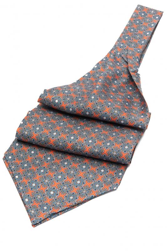 orange geometric ascottie