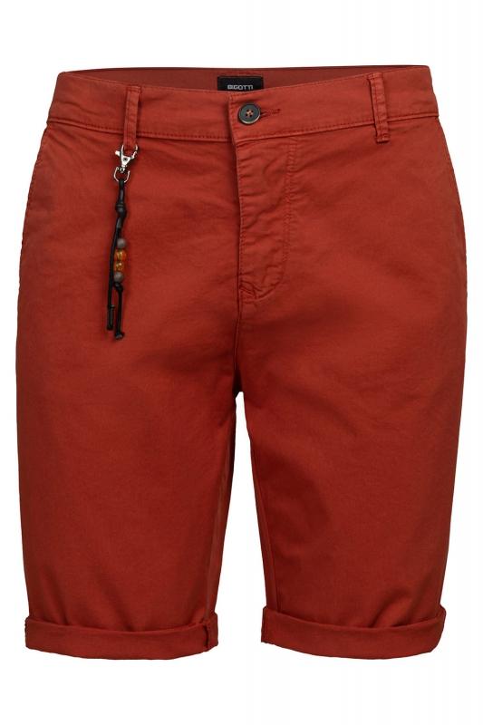 Slim body Orange Plain Trouser