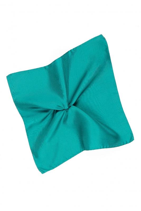 Blue Pocket square