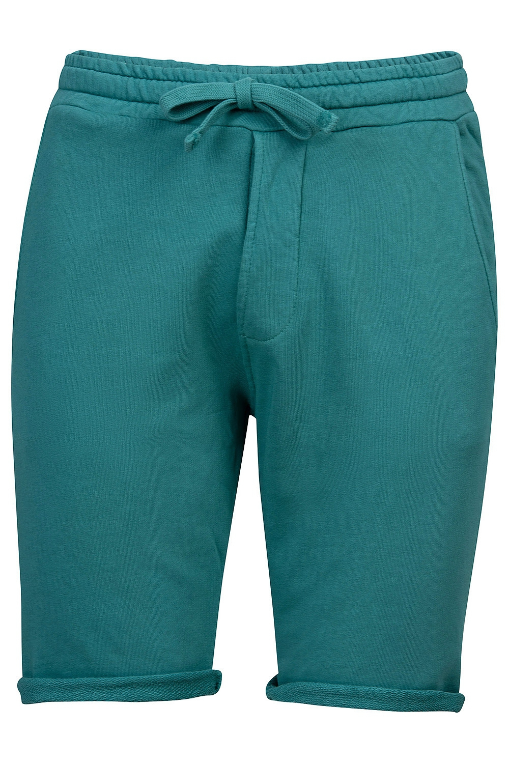 Slim body Green Plain Trouser 0