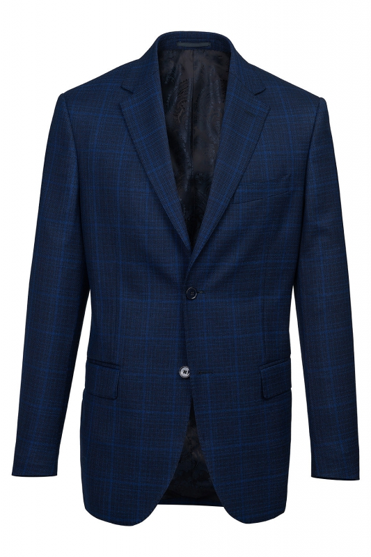 Slim body Navy Carouri Blazer