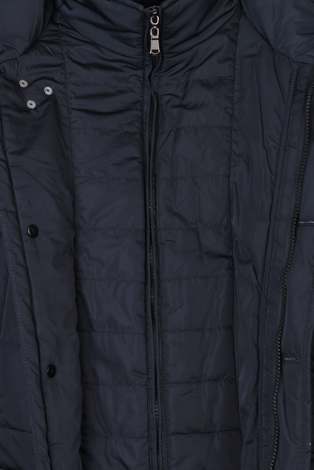 Navy Plain Jacket 5