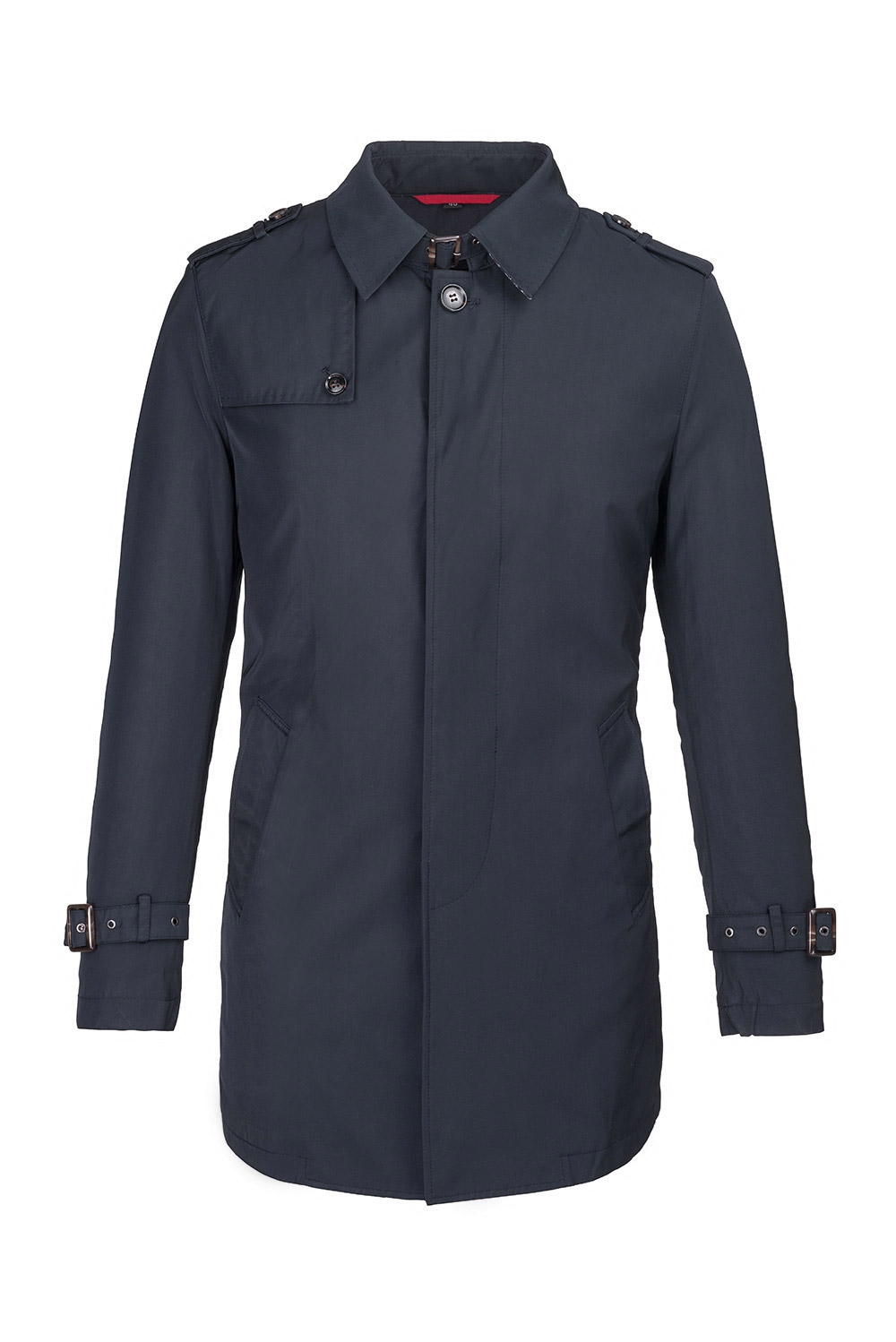 Navy Plain Jacket 2