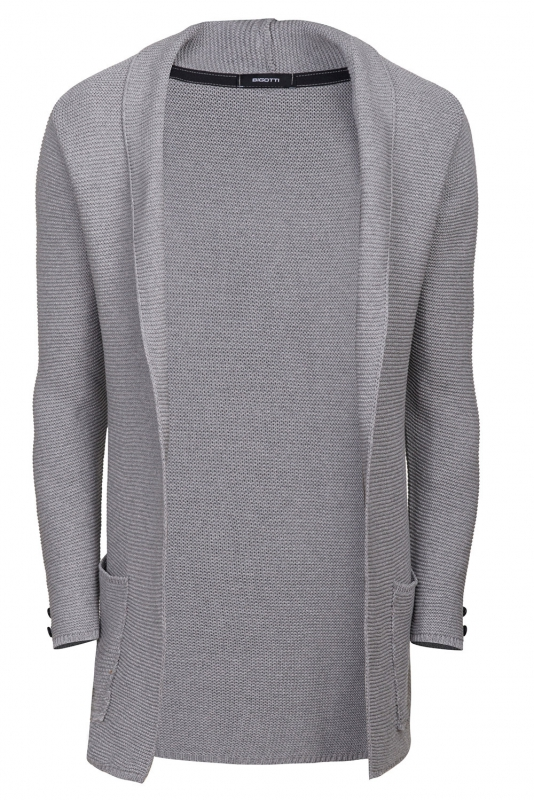 Slim Grey Sweater
