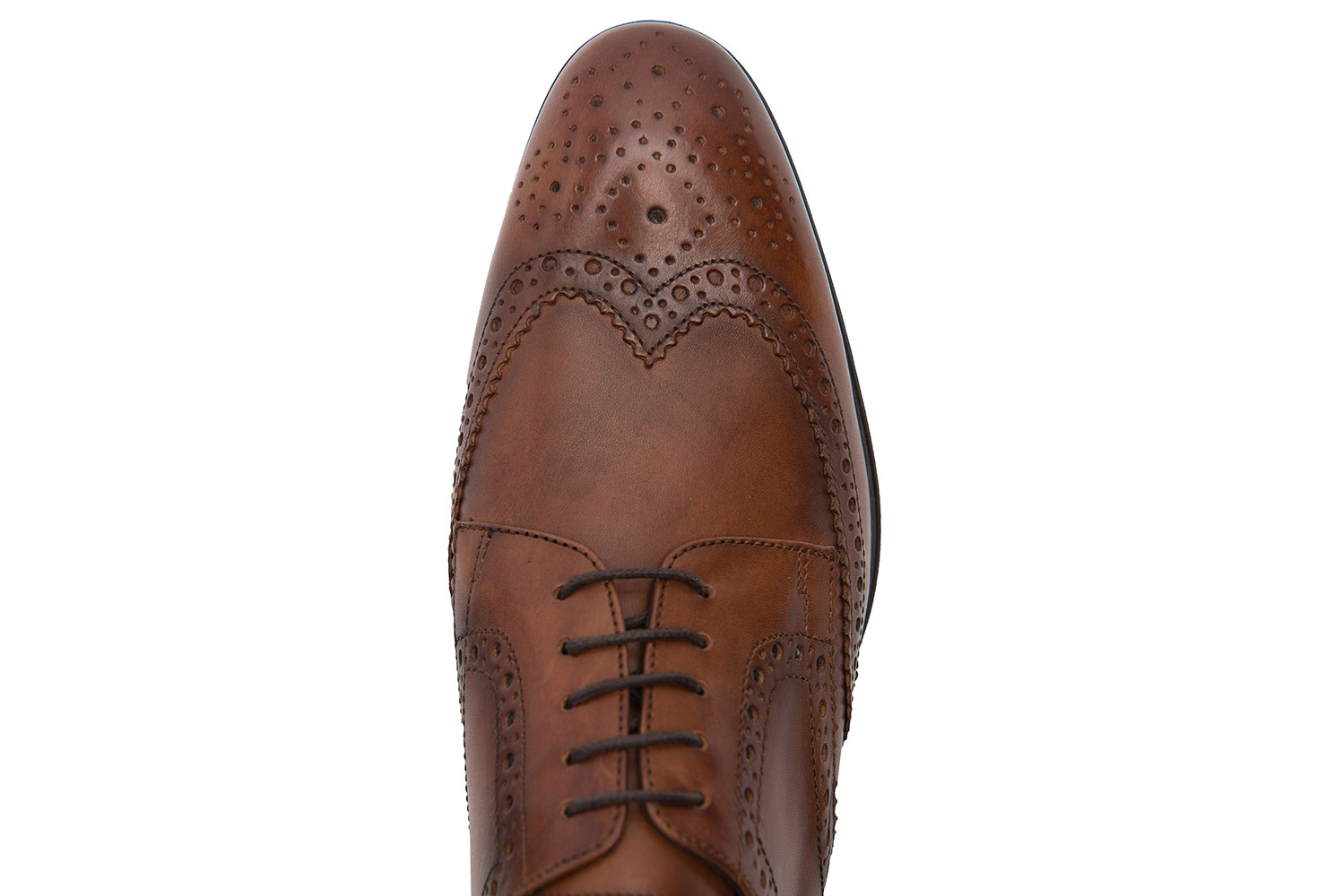 Brown Genuine leather Shoes 3