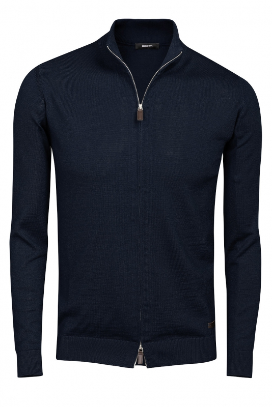 Regular Navy Sweater
