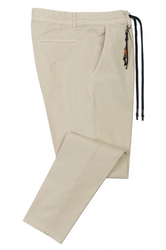Confort(baggy) Yellow Plain Trouser