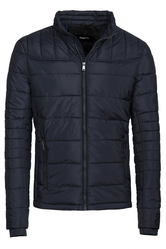 Navy Plain Jacket