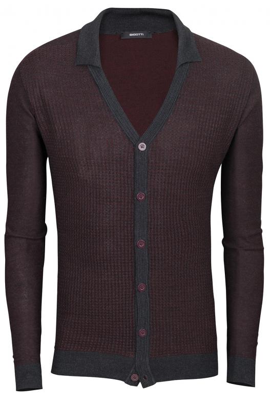 Slim Black Sweater