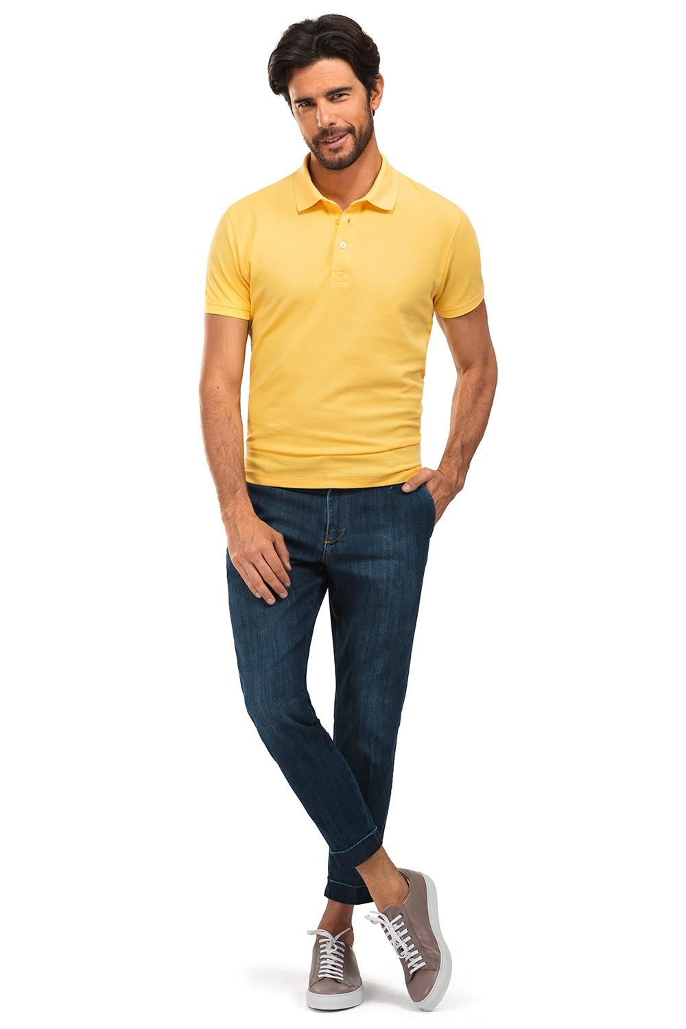 Yellow T-shirt 3
