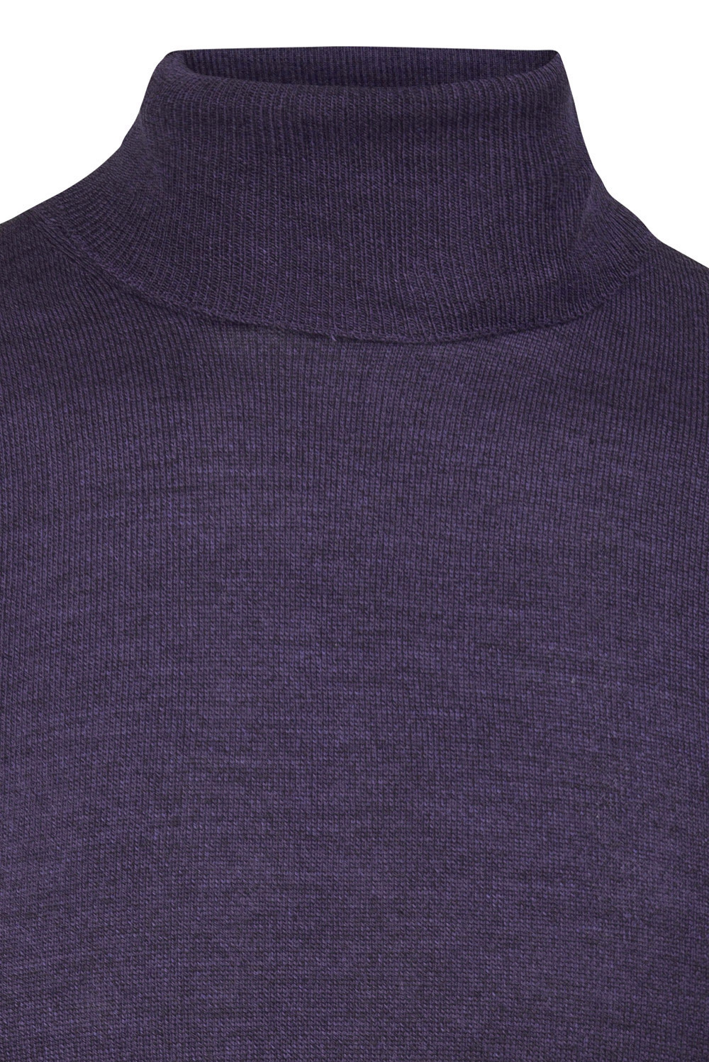 Slim Purple Sweater 3