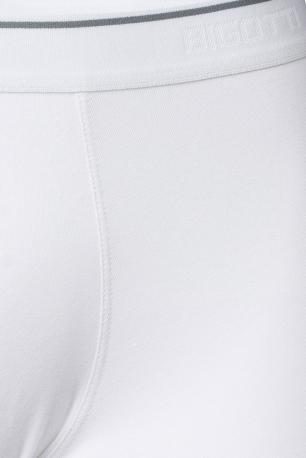 white boxer underwear