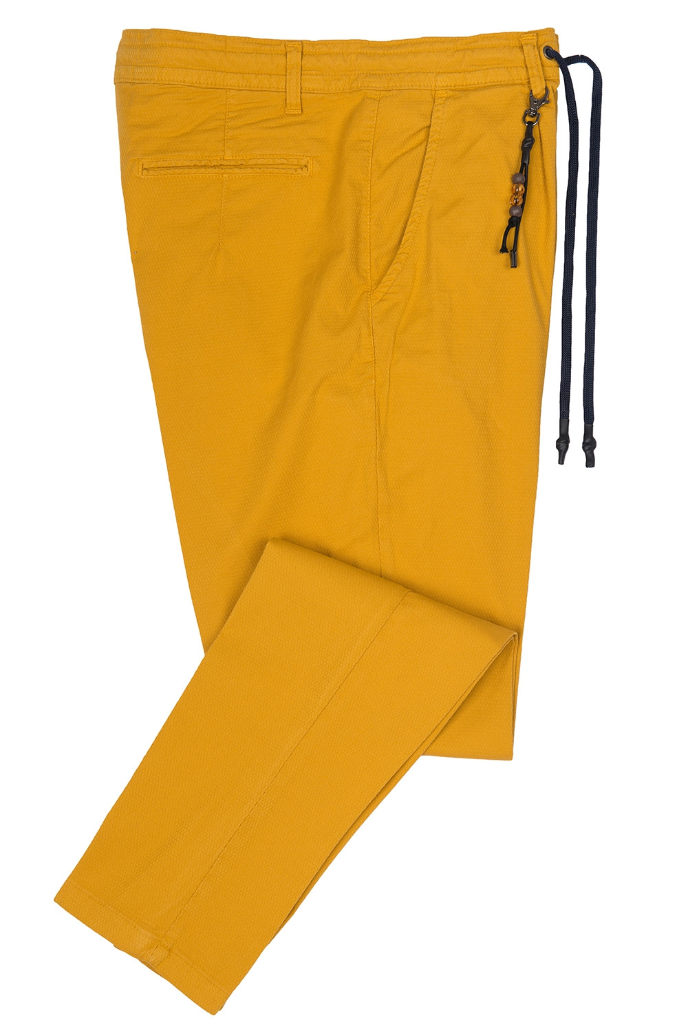 Confort(baggy) Yellow Plain Trouser 0