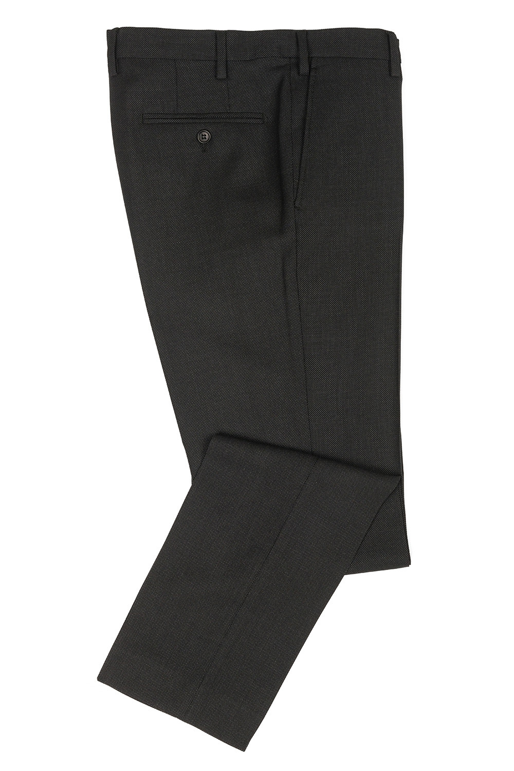 Superslim Grey Plain Trouser 0