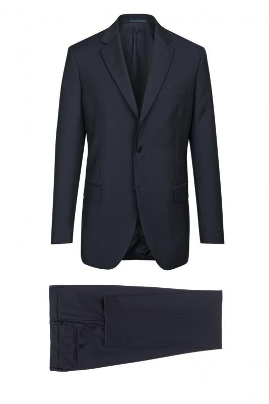 Superslim Navy Plain Suit