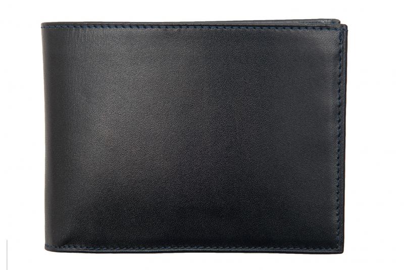 Navy Wallet