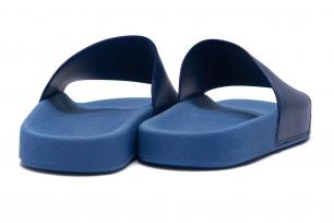 Blue Pvc Flip-flops
