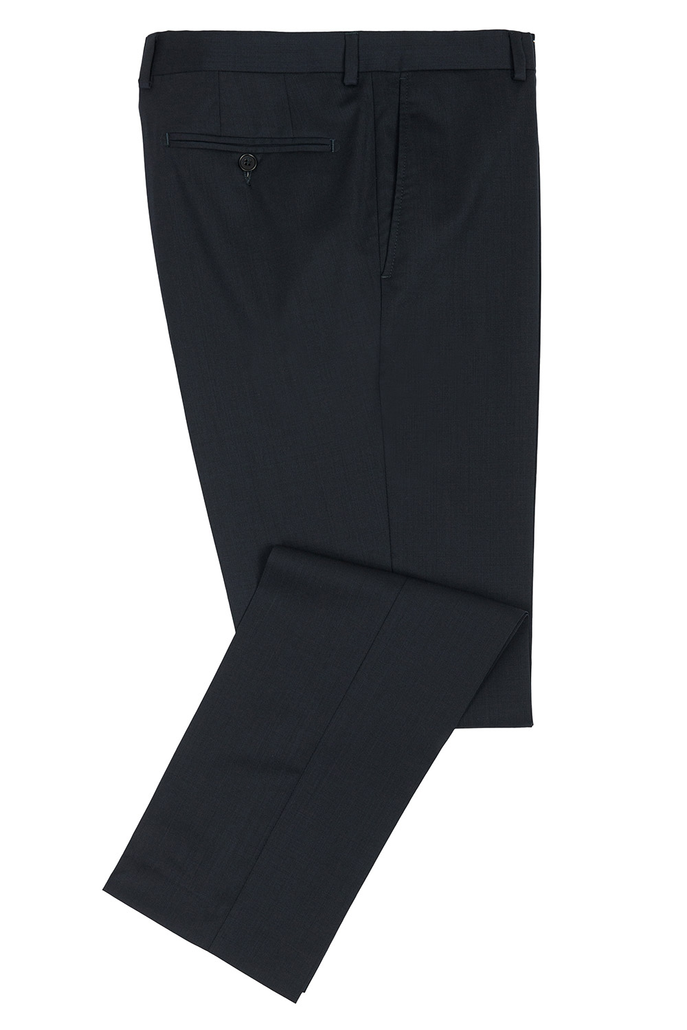 Superslim Navy Plain Trouser 0