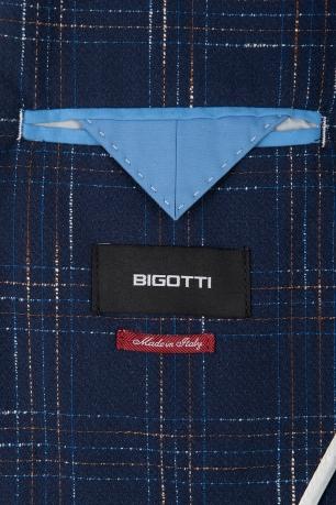 Slim body Blue Carouri Suit