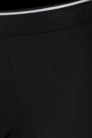 black boxer underwear