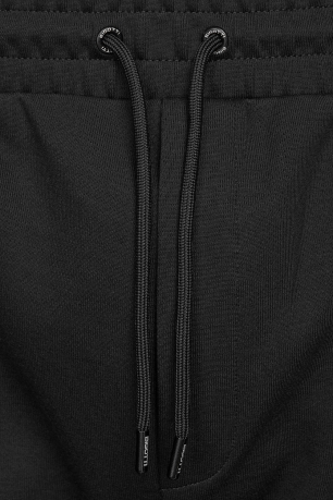 Slim body Black Plain Trouser