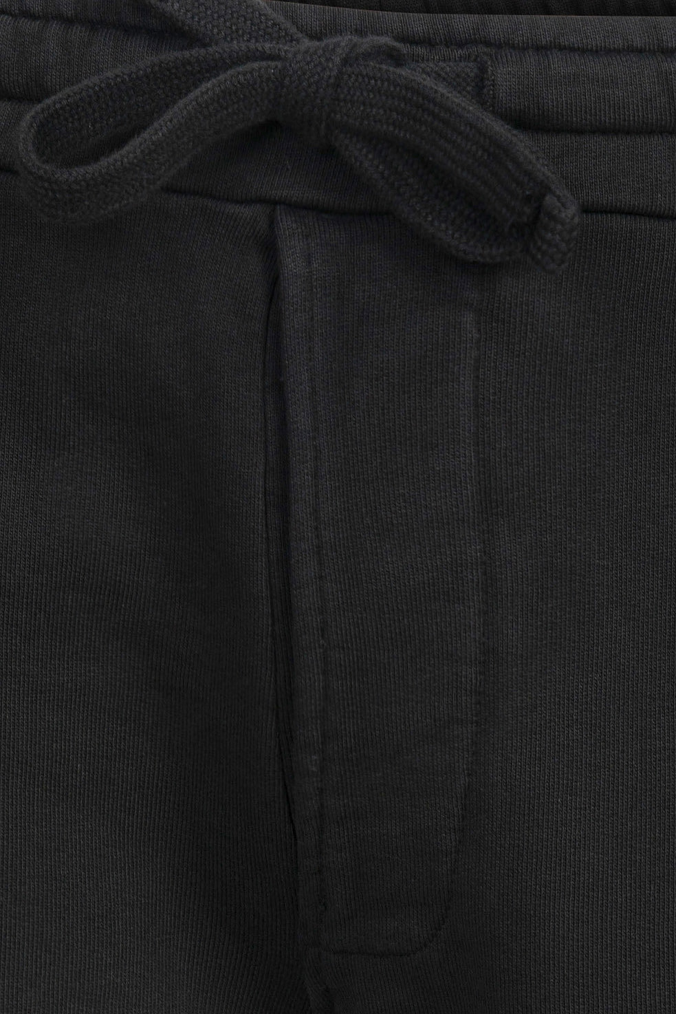 Slim body Black Plain Trouser 1